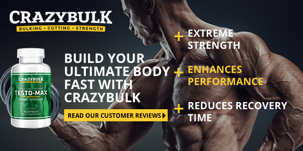CrazyBulk TestoMax Review: Onko tämä Top Testosteroni Booster?